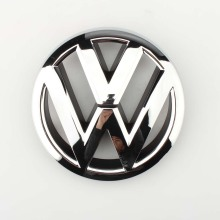 VW Emblem Chrome OEM Front Grille Badge Jetta MK6 Sedan 2011-14 5C6853601ULM