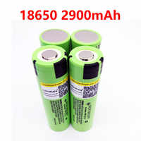 4pcs New liitokala lii-29PF 18650 2900mAh NCR18650PF dedicated Electronic cigarette Lithium Rechargeable battery 3.7v