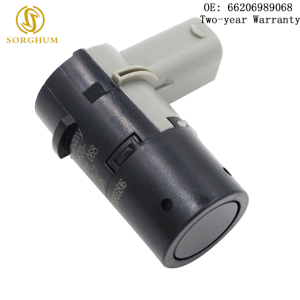 66206989068 989068 Front/Rear Parking Sensor PDC For BMW E39 E53 E60 E61 E64 E65 E83 R50 R52 R53 525i 530i 540i M5 X5 Z4 abs wheel speed sensor rear front l r for mini cooper r50 r52 r53 34526756385 34526756384