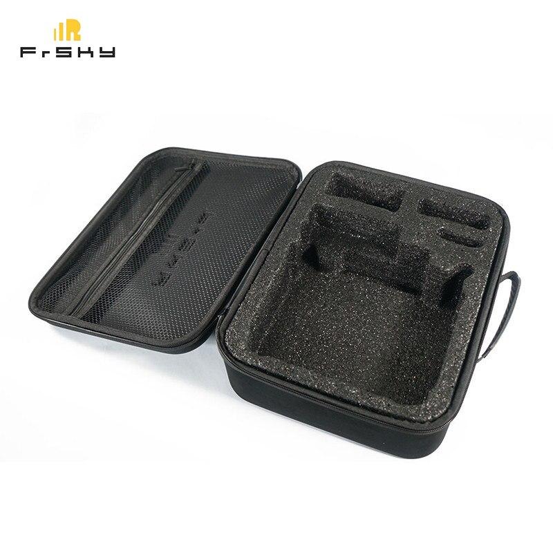 Frsky EVA Taranis Q X7S / X9D Plus SE Radio Transmitter Remote Controller Handbag Hardshell Suitcase Carrying Bag