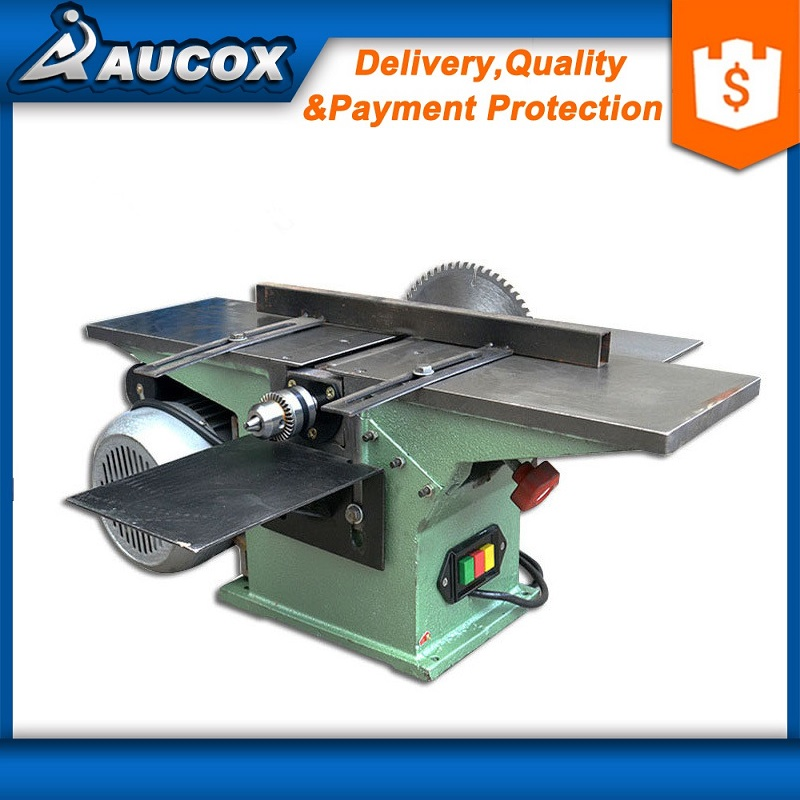 220V 1500W 150mm Electric Wood Planer Saws Multifunctional Woodworking Table Planer Household Wood Saw Planer 3900r