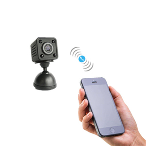 Wi-Fi мини беспроводная ip-камера, сетевая камера-няня HD 1080P, домашняя камера безопасности, инфракрасное видеонаблюдение с ночным видением, DVR