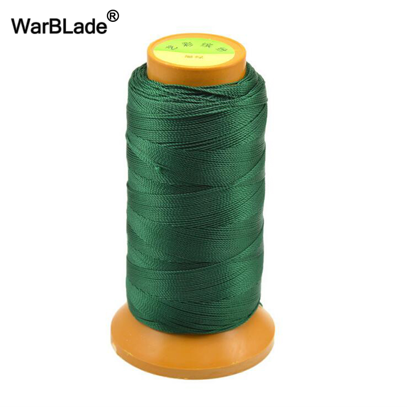 0 2mm 0 3mm 0 4mm 0 6mm 0 8mm 1mm Nylon Cord Sewing Thread Cord For Rope Silk Beading String Polyamide Cord For Bracelet Making in Jewelry Findings Components from Jewelry Accessories