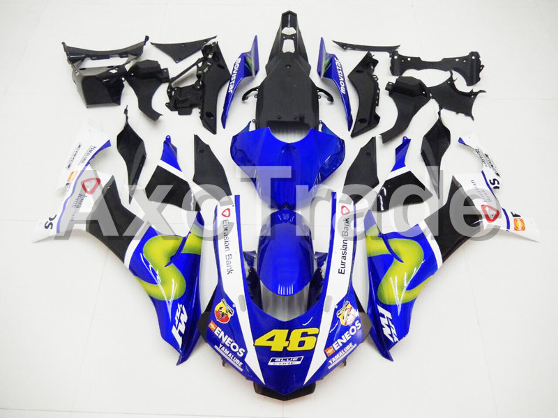 Motorcycle Fairings For Yamaha YZF-R1000 YZF-R1 YZF 1000 R1 2015 2016 2017 YZF1000 ABS Plastic Injection Fairing Bodywork No.46 поршень 04 08 yzf1000 r1