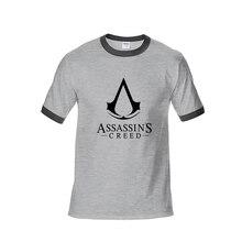Assasins Creed Printed Cotton Men's T-Shirt