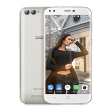 DOOGEE X30 Quad Camera MTK6580A Quad Core Mobile Phone Android 7.0 3360mAh 5.5'' HD 2GB RAM 16GB ROM Smartphone(China)