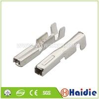 Frete grátis 50 pçs terminal de fio automático para conector elcetric  friso pinos soltos terminais soltos DJ622 G1.2|Terminais|   -