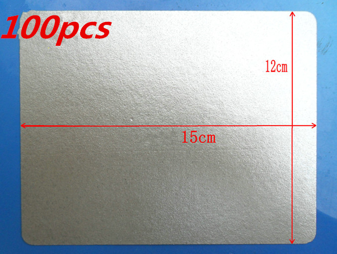 100pcs High Quality Mica 12x15 Plate Microwave Oven Plates For Sheets General Midea Galanz Lg Etc