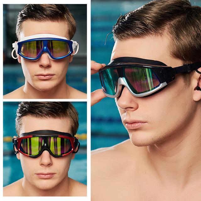 Professional UV Protective Swimming Goggles