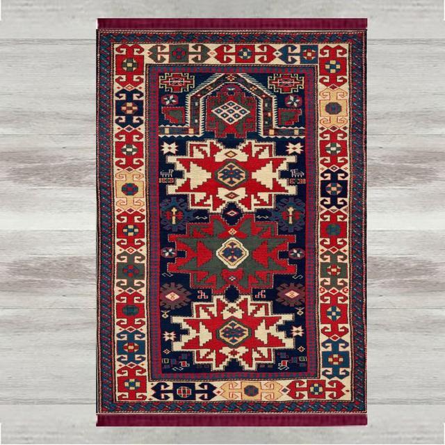 Innego marokańskiej w stylu Vintage Retro 3d druku turecki islamska muzułmańskie dywaniki modlitewne Tasseled antypoślizgowe nowoczesne dywanik modlitewny Ramadan Eid prezenty