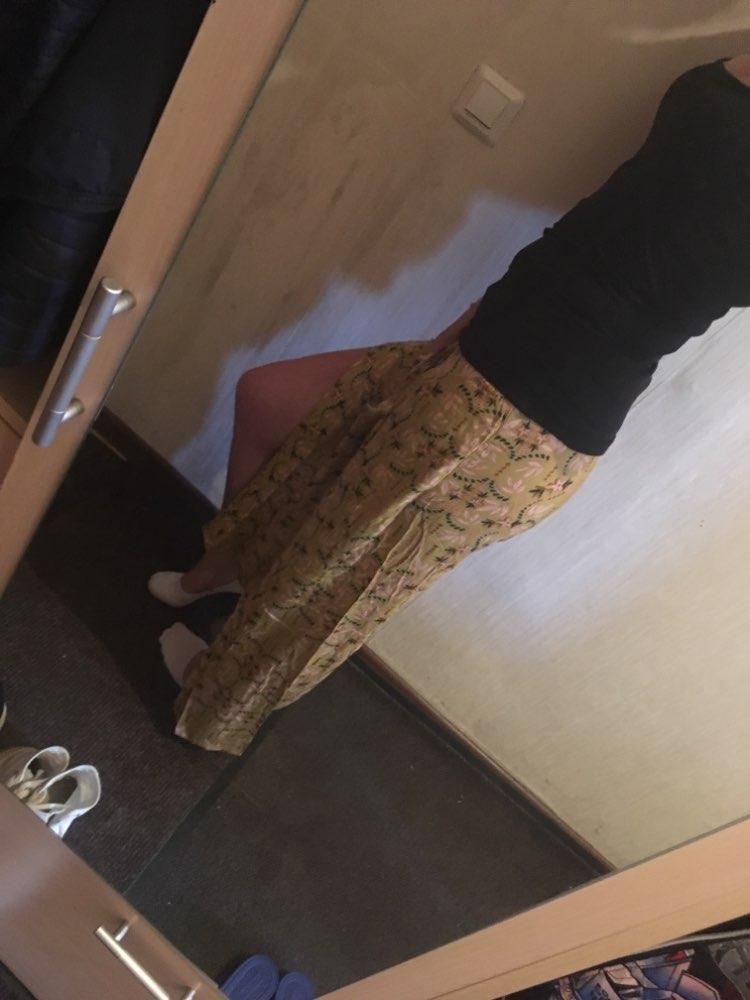 Casual High Waist Wide Leg Pants Women Summer Beach Split Trousers Female Holiday Vintage Floral Prints Capris photo review
