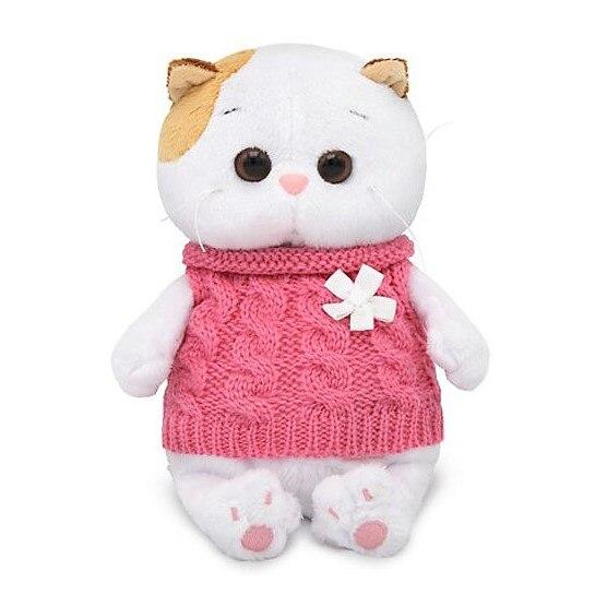 Budi basa 인형 및 봉제 동물 10400259 고양이 소녀 부드러운 장난감 친구 동물 놀이 게임 완구