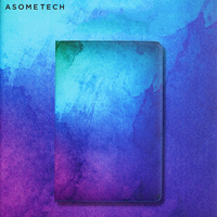 ASOMETECH Leather Case For Apple Ipad 2 Case For Ipad Mini For Ipad Mini 1 2