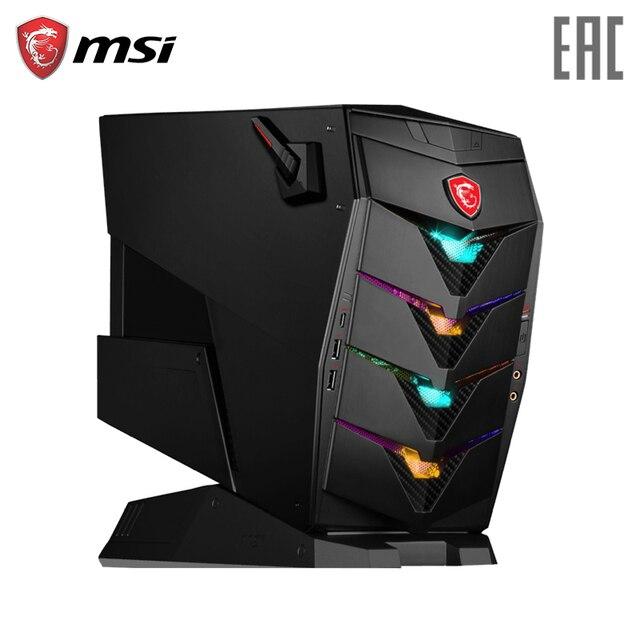 ПК MSI Aegis 3 8RC-206RU/i7-8700/8Гб/1Тб+16Гб+128Гб SSD/GTX 1060 6Гб/WiFi/Bt/черный/Win10(9S6-B91811-206)