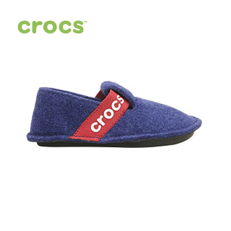 цена CROCS Classic Slipper K KIDS or boys/for girls, children, kids TmallFS shoes онлайн в 2017 году