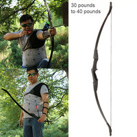 30/40lbs Competitive Competition Training The Bow Hard Hunting Professional Archery Field Arrow Archery Bow Outdoor Shooting