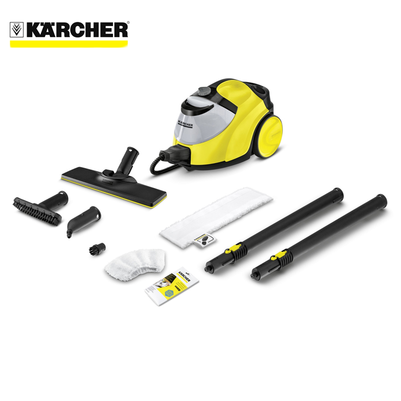 Steam cleaner Karcher SC 5 EasyFix Iron Plug пароочиститель karcher sc 5 easyfix yellow iron plug
