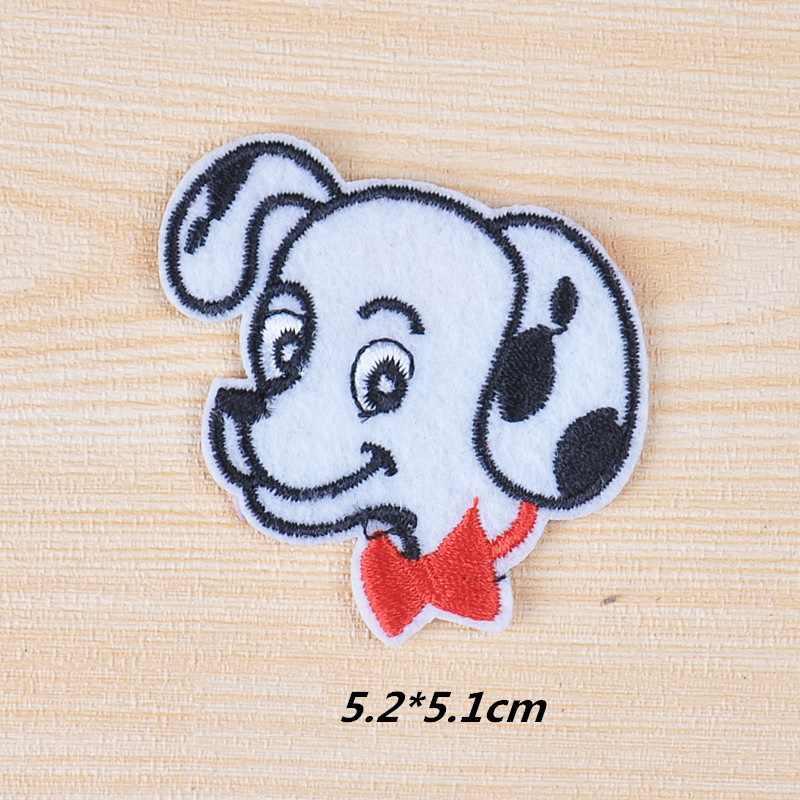 (15 بمختلف الأساليب) جميل الحيوانات التطريز pacthes الحديد على ملصقات للأطفال diy الملابس يزين شحن مجاني