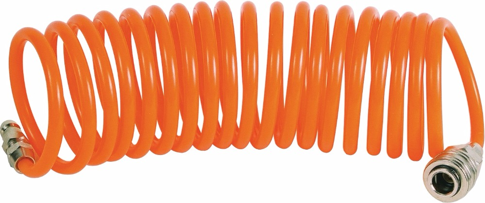 Spiral hose KRATON PU 7.5m hose spiral cybertech 67316