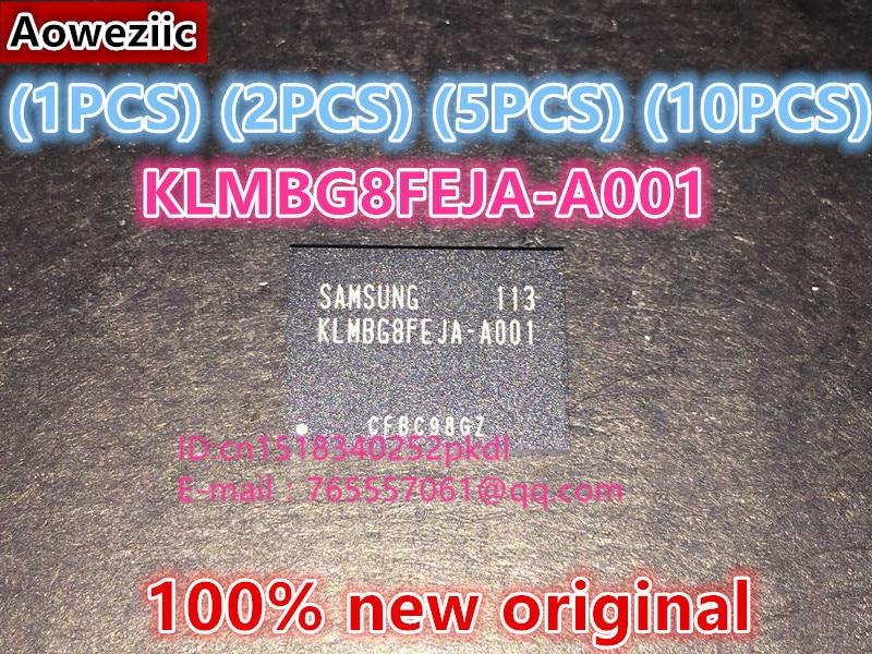(1PCS) (2PCS) (5PCS) (10PCS) 100% New original  KLMBG8FEJA-A001  BGA  Memory chip  KLMBG8FEJA  A001 1pcs 2pcs 5pcs 10pcs 100