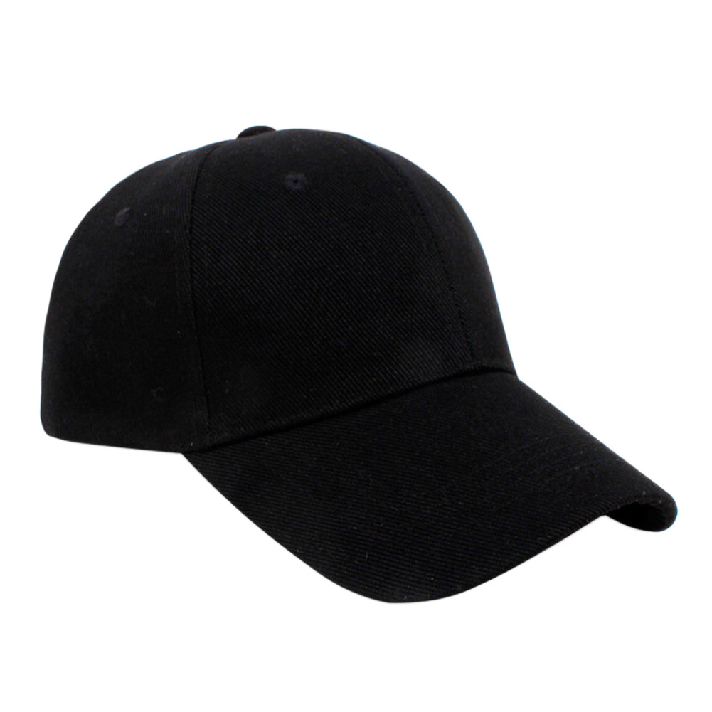 4629732cc30 New Fashion Summer Style Soild Color Baseball Caps Men Women s Outdoor Red  Caps Breathable Team Hat Customize-in Baseball Caps from Men s Clothing ...