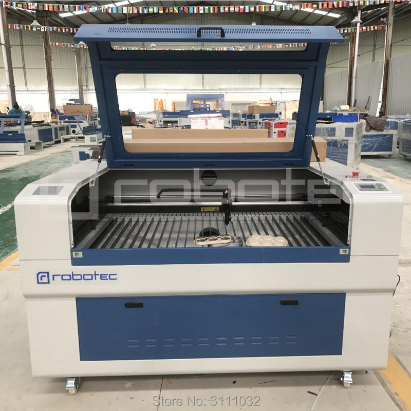 Rabotec Wood MDF Acrylic Metal Stone Co2 Laser Cutter Machine/laser Engraving Machine