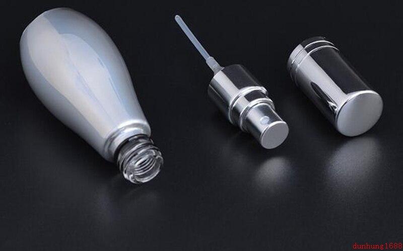 100pcs 12mlUV ball oil bottle portable cosmetic dispensing spray bottle high-grade walking beads perfume bottle 500g cosmetic grade 99