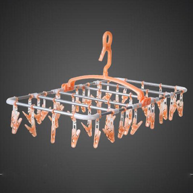 40clip მრავალფუნქციური - სივრცის შენახვისა და ორგანიზების - ფოტო 1