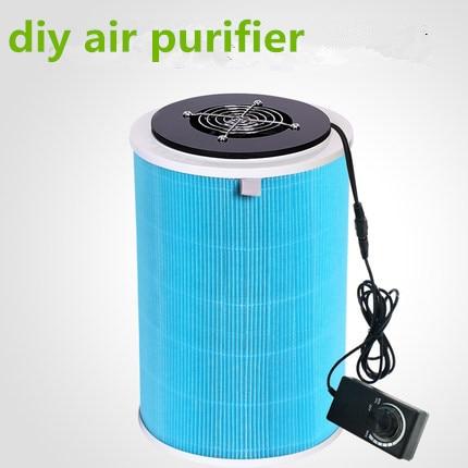 purificateur d'air diy robot