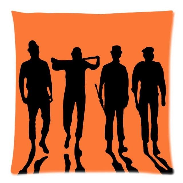 Aliexpress Buy A Clockwork Orange Print Pillow Case Diy Pillow