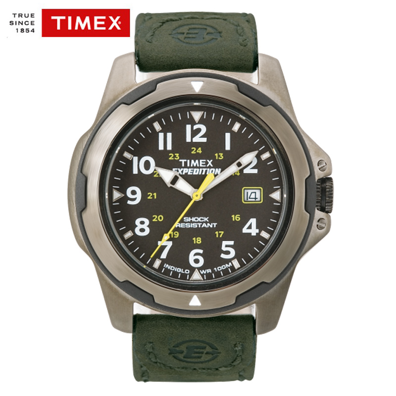 Timex Original Mens Watches Expedition Rugged Field Metal T49271 Ourdoor Sport Multi-function Waterproof Quartz Men Watches rugged shark mens aquamesh3 water shoes