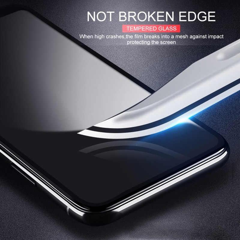 Защитное стекло для vivo y 81, Защитное стекло для экрана y81, закаленное стекло для vivo, плёнка полностью покрывающая защиту ультратонкая 9 h