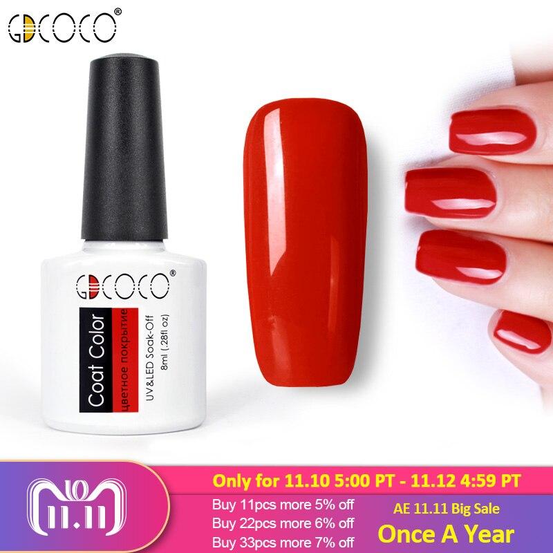#70312 gdcoco make up nail art comestic diy soak off uv led 8ml nail enamel Venalisa varnish lacquer polish nail