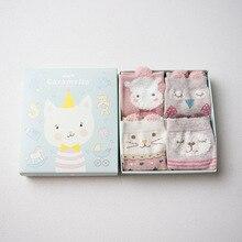 Комплект детских носков «Котенок-2», 4 пары