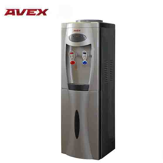 Water Dispenser with electronic cooling AVEX H-65FS upright water dispenser hot water dispenser to warm mini type household refrigeration