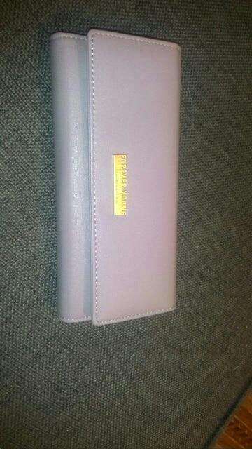 WEICHEN Brand Design Large Capacity Card Portefeuilles Dames Zacht Leer Lange Clutch Portefeuilles Voor Dames Casual Rood Dames Portemonnee NIEUW photo review