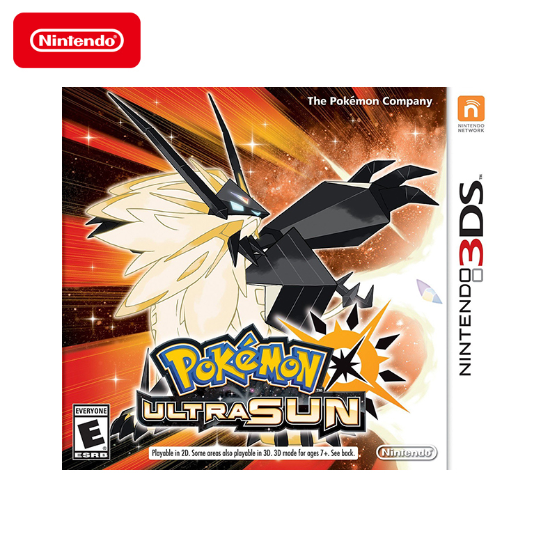 где купить Game Deals Nintendo Pokemon Ultra Sun дешево