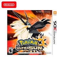 Игра для Nintendo 3DS Pokemon Ultra Sun