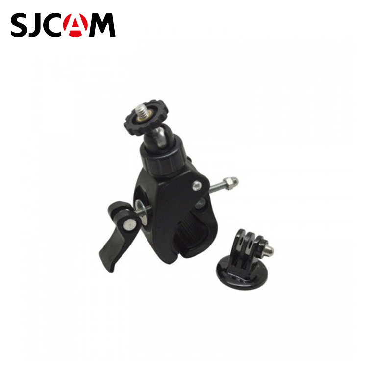 SJCAM bike mount gub 328 bike bicycle handlbar mount holder for speedometer flashlight golden