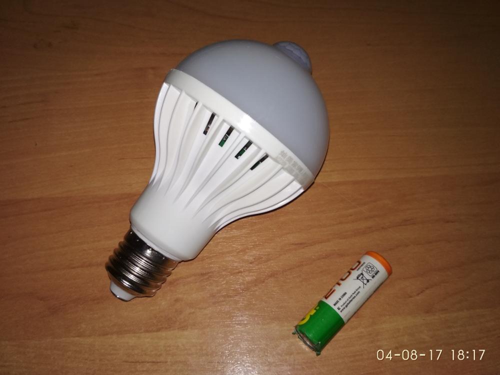 лампа Long More LED 7.5W 12W - фото 11