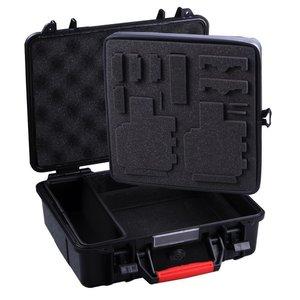 Image 3 - Smatree GA500 Floaty/wodoodporna twarda obudowa torba do noszenia dla Gopro Hero 7,6, 5,4, 3 +, GOPRO HERO (2018), dla DJI OSMO kamera akcji