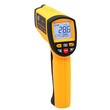 Infrared thermometer, non-contact thermometer, electronic thermometer, temperature gun, temperature measuring instrument