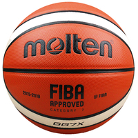 New Arrival Profession PU Leather Official Match Ball GG7X Size 7 Basketball