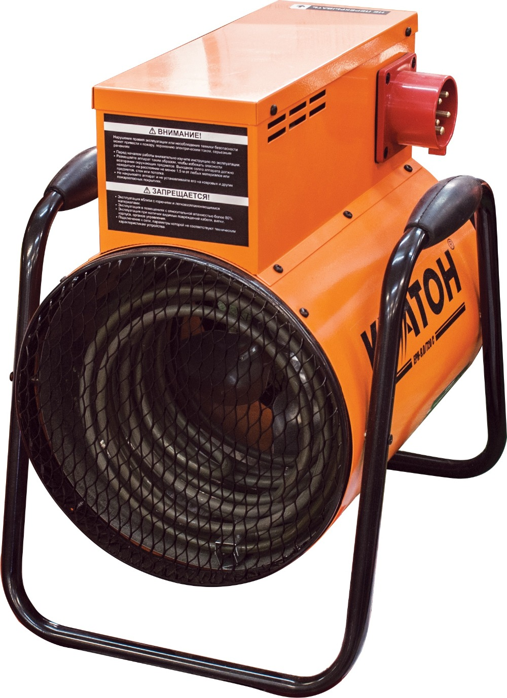 Heat gun diesel KRATON EPH-9,0/820 C гарнитура yamaha eph m100 white