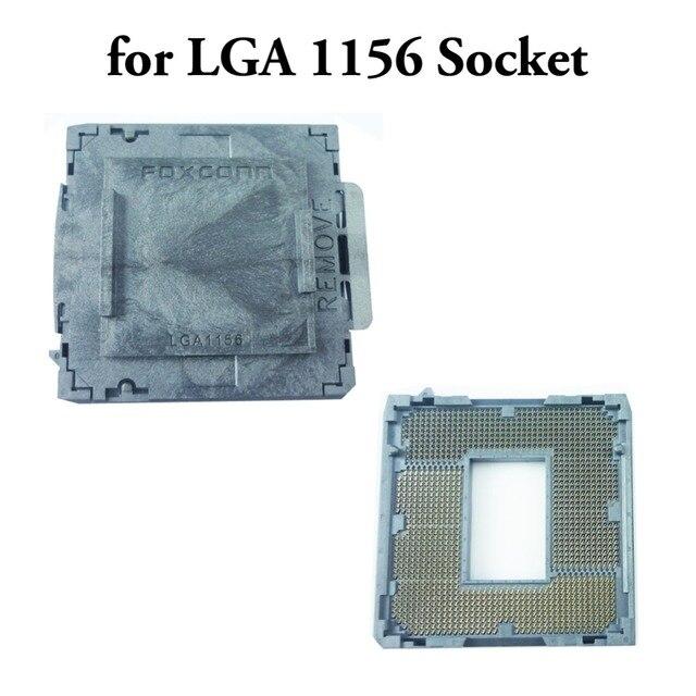 New Arrival LGA 1156 LGA1156 CPU Motherboard Mainboard Soldering BGA Socket with Tin Balls PC DIY Accessories