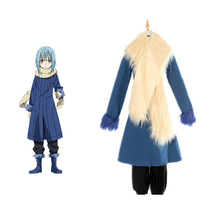Rimuru Tempest Cosplay Costume Tensei shitara Slime Datta Ken Anime That Time I Got Reincarnated as a