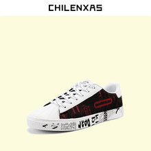 CHILENXAS 2017 Spring Autumn New Classic Fashion Canvas font b Shoes b font Men font b