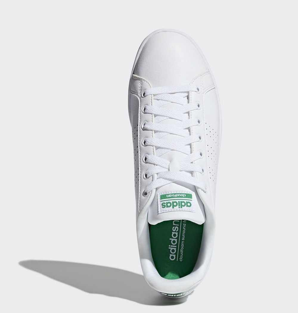 cortar Vuelo verano  Sneakers AW3914 Zapatillas Adidas Cloudfoam Advantage Clean Hombre|Zapatos  de tenis| - AliExpress