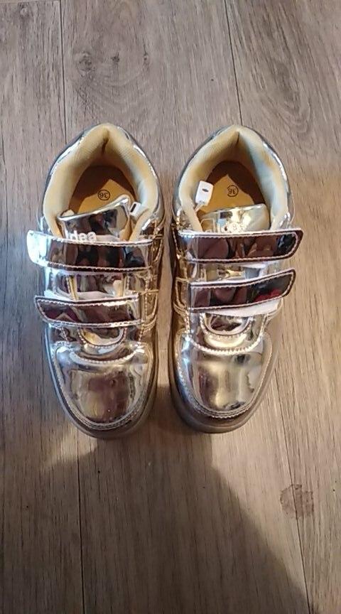 Tênis Carregamento Sapatos Meninas