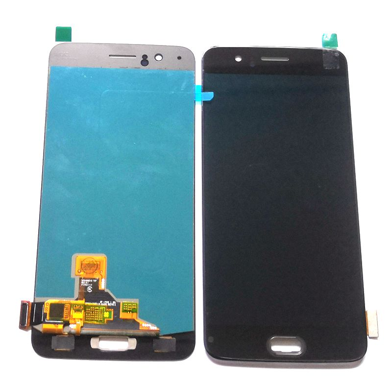 For Oneplus 5 / five A5000 Lcd Screen DIsplay WIth Touch Glass Digitizer Assembly Pantalla Replace ment Parts Amoled